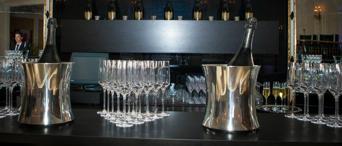 The most expensive brands of Champagne