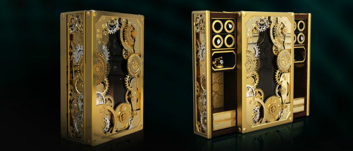 BARON LUXURY SAFE BY BOCA DO LOBO: THE INDUSTRIAL STYLE
