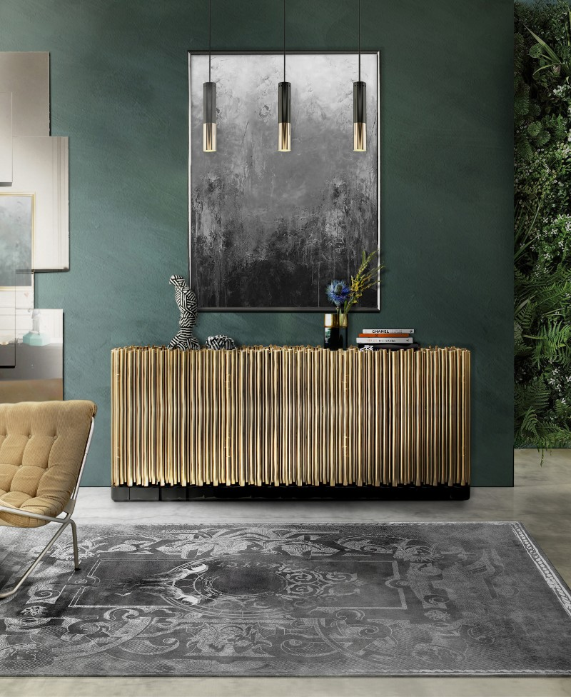 The Best Of Luxury And Exclusive Design: The New Ebook By Boca do Lobo boca do lobo A New Ebook Focusing On Boca do Lobo's Luxury And Exclusive Design symphony sideboard 1
