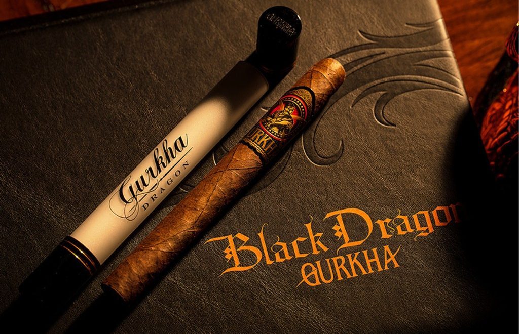 The Best of Cigars – Gurkha Black Dragon