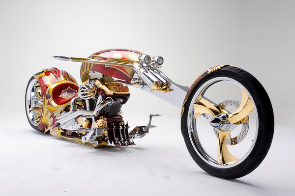 The Most Expensive Motorcycles