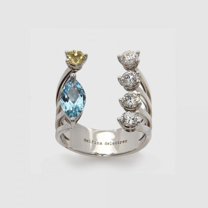 Best Italian Jewelry Brands italian jewelry Best Italian Jewelry Brands Delfina Delettrez 1