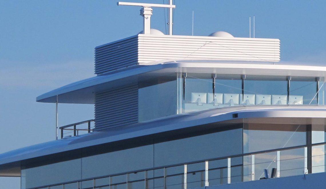 Inside Steve Jobs' Luxury Yacht