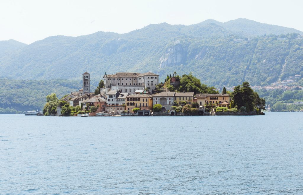 Lake Orta Is An Italian Lake That's Becoming Famous