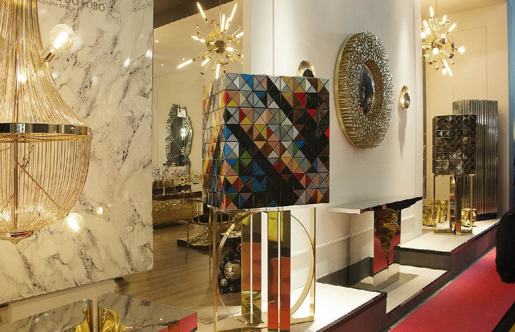 Pixel Cabinet – A Piece of Luxury Furniture by Boca do Lobo