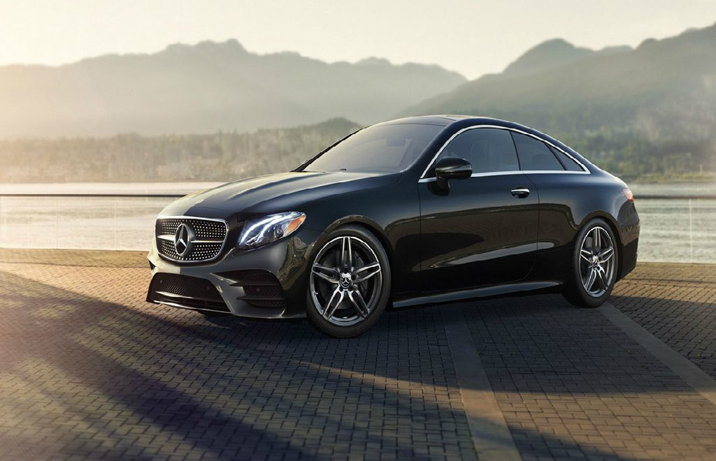 E-Class Coupe – A Mercedes New Model Car with Luxury Essence