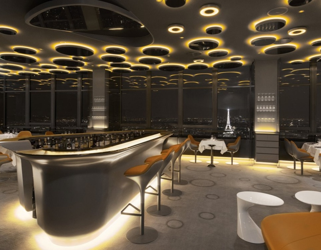 The Top 10 Luxury Restaurants In Paris