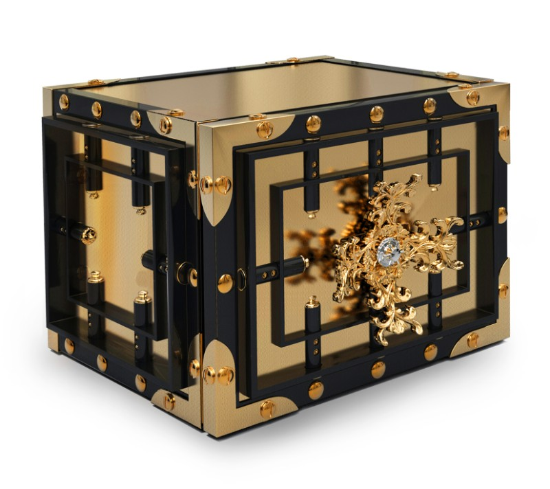 Elevate Your Luxury Lifestyle With These New Bulgari Timepieces bulgari Elevate Your Luxury Lifestyle With These New Bulgari Timepieces Knox Watch Winder by Boca do Lobo 2
