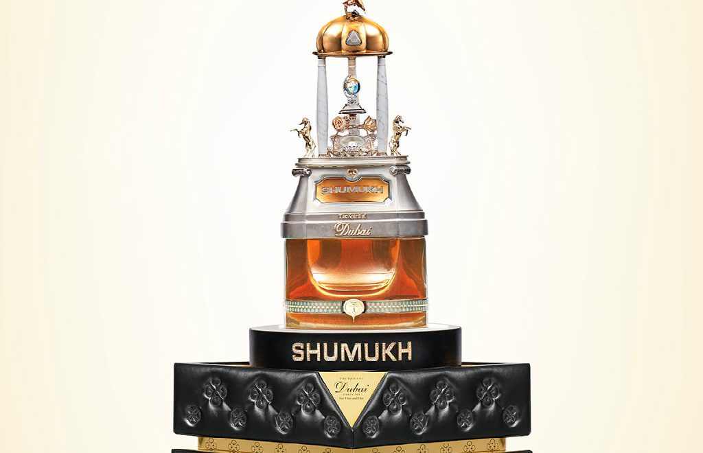 The Most Expensive Perfume in the world: SHUMUKH from Dubai