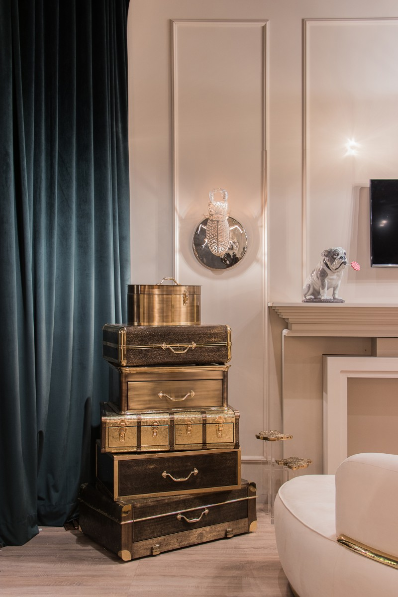 Statement Pieces By Boca do Lobo: Luxury Safes With A Unique Design boca do lobo Statement Pieces By Boca do Lobo: Luxury Safes With A Unique Design Boheme Safe by Boca do Lobo 5
