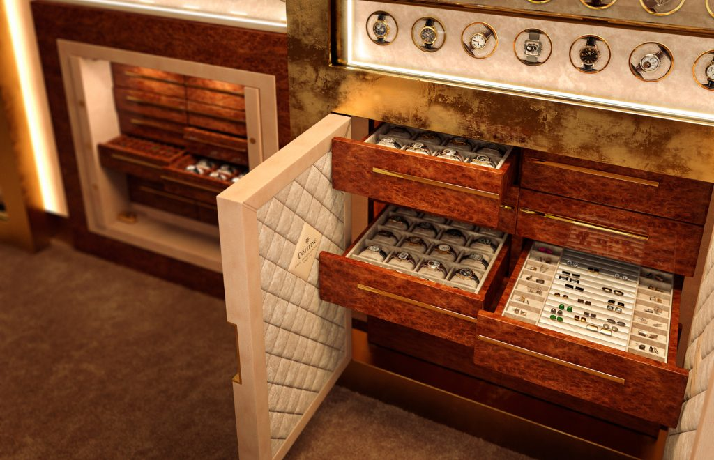 Exclusive Design: 5 Luxury Safes for a Modern House