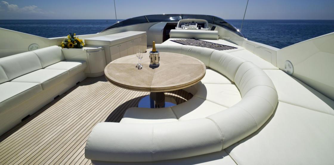 Luxury Yacht Interior: Interior Design At The Highest Level