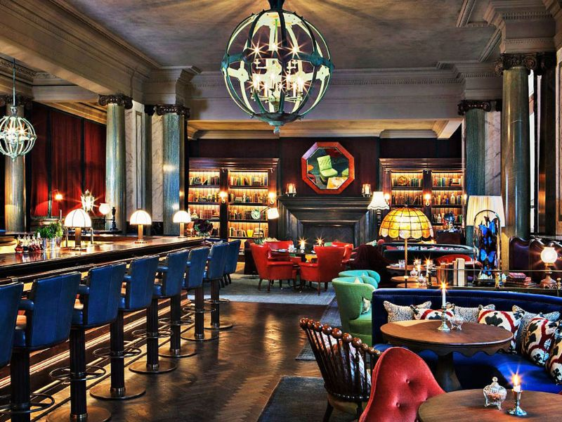 British Luxury Hotels: Discover Where To Stay In London luxury hotels British Luxury Hotels: Discover Where To Stay In London British Luxury Hotels Discover Where To Stay In London Rosewood London 1