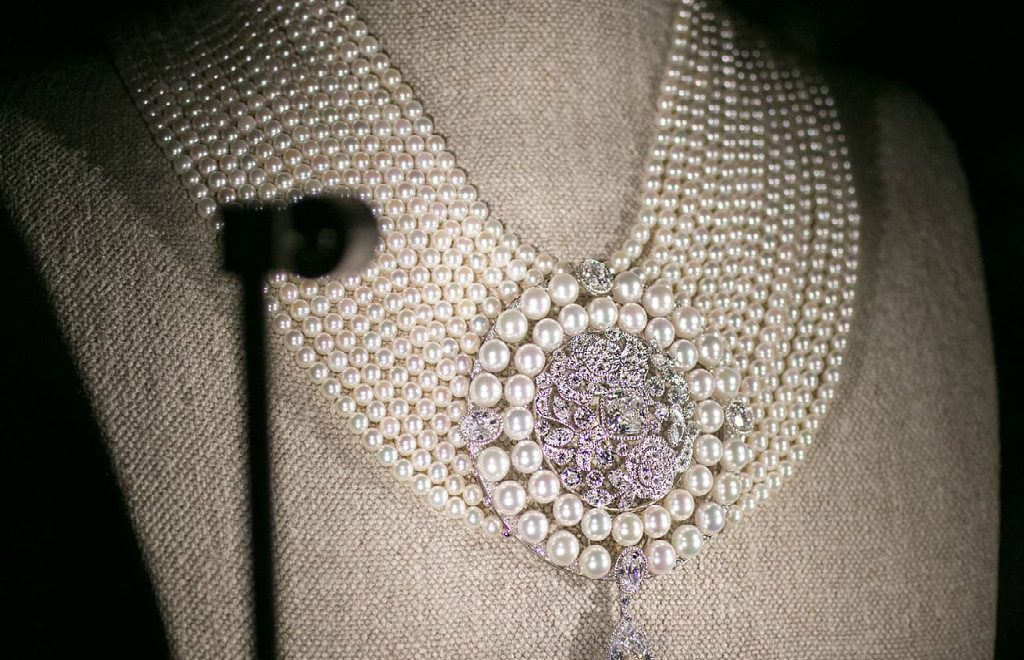 Chanel's New High Jewelry Collection Inspired By Russia's Empire
