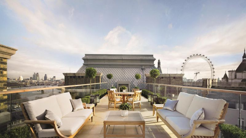 British Luxury Hotels: Discover Where To Stay In London luxury hotels British Luxury Hotels: Discover Where To Stay In London Corinthia Hotel London 1