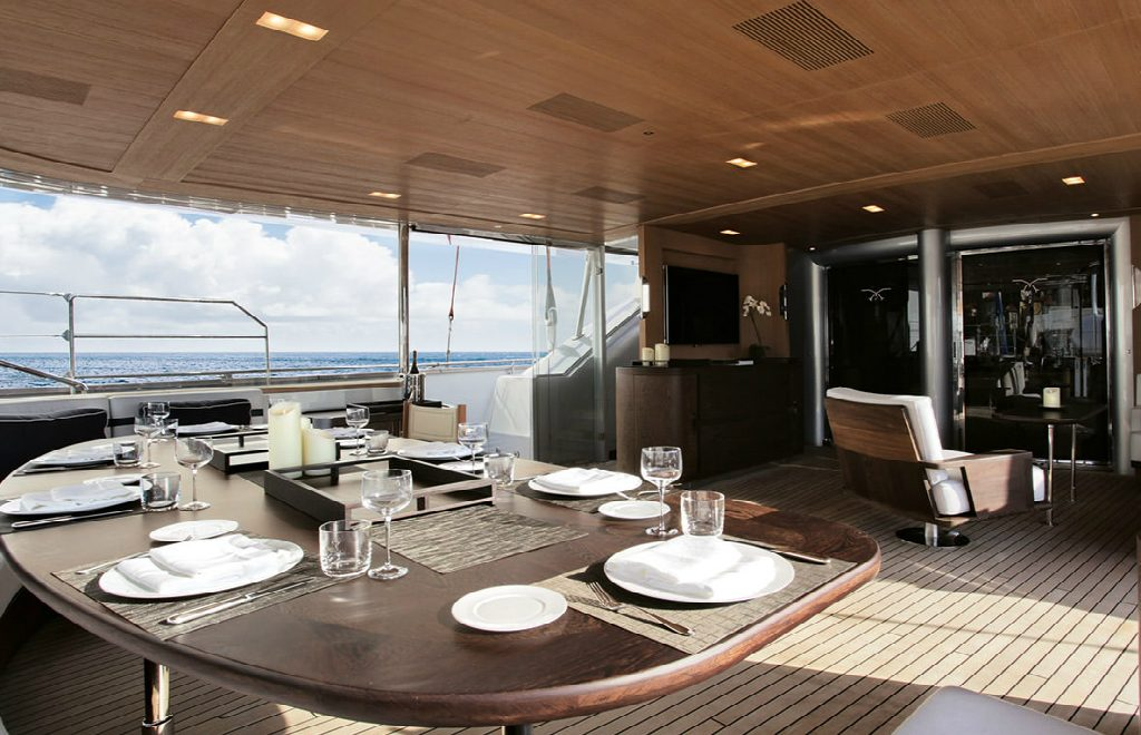 Sophisticated And Elegant Yacht Interiors By Christian Liaigre