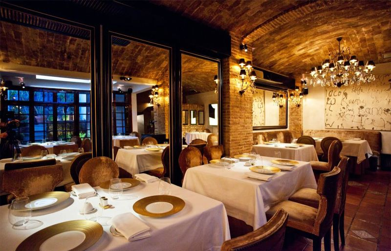 The 5 Top Luxury Restaurants At The Best Marinas In The World