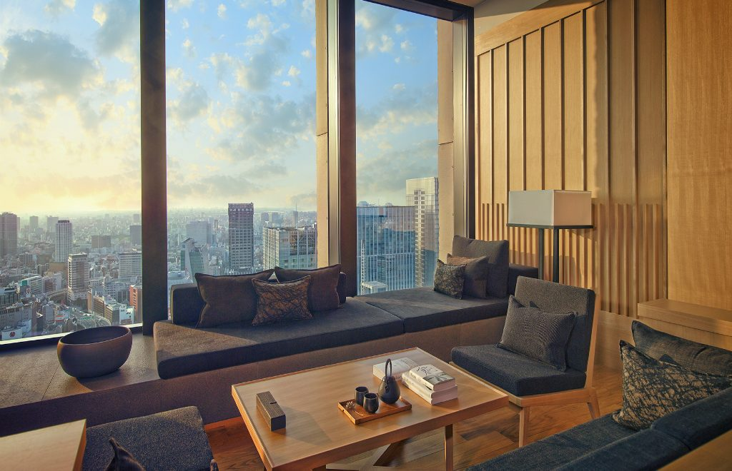 Aman Tokyo: Inside The Unique Luxury Hotel in Japan