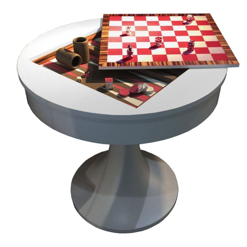 """Checkmate!"" - Get Impressed By These Luxury Games Tables luxury games tables Checkmate! – Get Impressed By These Luxury Games Tables 0001468 retro game table e1529327171698 1"