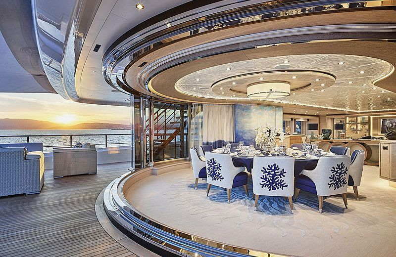 Get To Know Expected Superyacht Design Trends For 2020 superyacht Get To Know Expected Superyacht Design Trends For 2020 Discover The New Superyacht Design Trends To Follow In 2020 13
