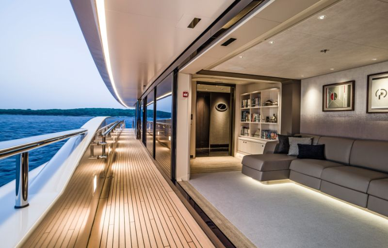 Get To Know Expected Superyacht Design Trends For 2020 superyacht Get To Know Expected Superyacht Design Trends For 2020 Discover The New Superyacht Design Trends To Follow In 2020 8