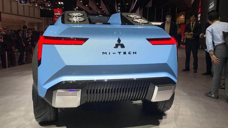 Mi-Tech Hybrid Supercar: A Modern Concept By Mitsubishi mitsubishi Mi-Tech Hybrid Supercar: A Modern Concept By Mitsubishi Mi Tech Hybrid Supercar A Modern Concept By Mitsubishi 10