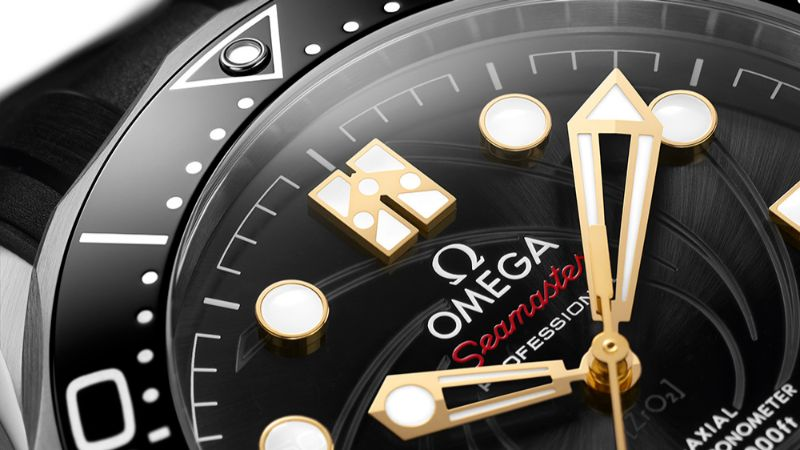 Here Is The New Omega Modern Watch: A Tribute To James Bond modern watch Here Is The New Omega Modern Watch: A Tribute To James Bond Omega Seamaster Diver 300M James Bond Limited Edition 2