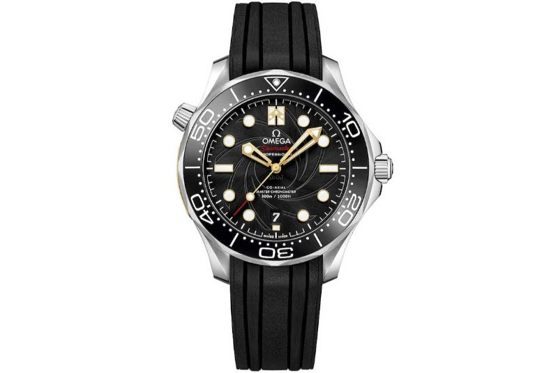 Here Is The New Omega Modern Watch: A Tribute To James Bond modern watch Here Is The New Omega Modern Watch: A Tribute To James Bond Omega Seamaster Diver 300M James Bond Limited Edition 4