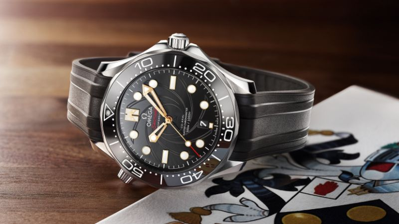 Here Is The New Omega Modern Watch: A Tribute To James Bond modern watch Here Is The New Omega Modern Watch: A Tribute To James Bond Omega Seamaster Diver 300M James Bond Limited Edition 5
