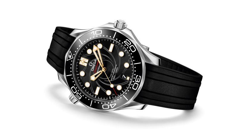 Here Is The New Omega Modern Watch: A Tribute To James Bond modern watch Here Is The New Omega Modern Watch: A Tribute To James Bond Omega Seamaster Diver 300M James Bond Limited Edition 6