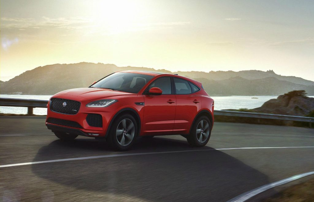 Jaguar E-Pace: A Limited Edition Supercar With Deluxe Features