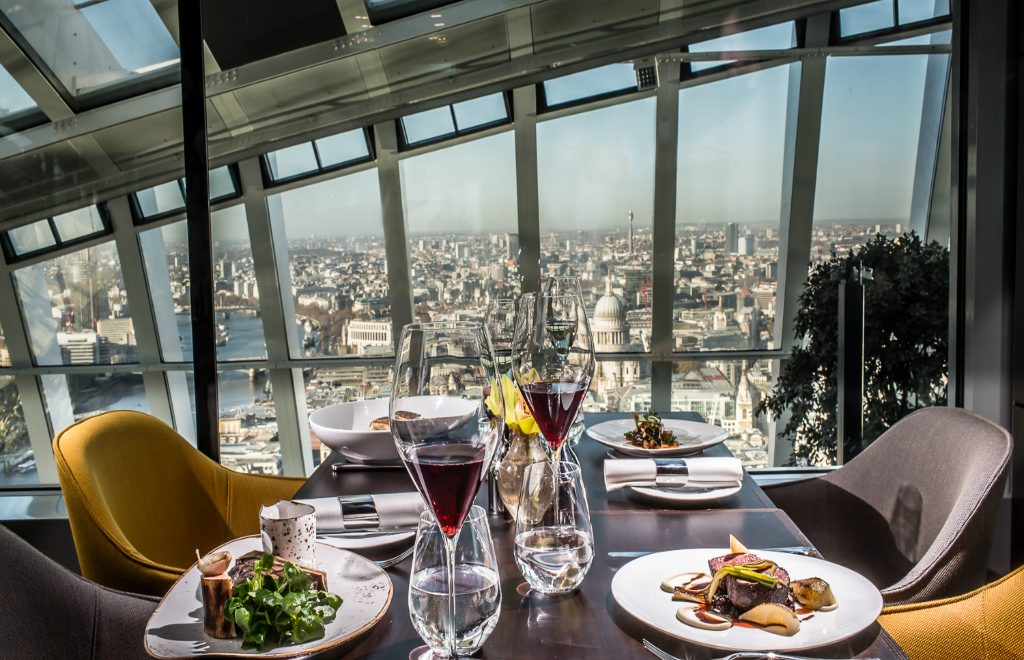 Discover The British Fine Cuisine At These London's Top Restaurants