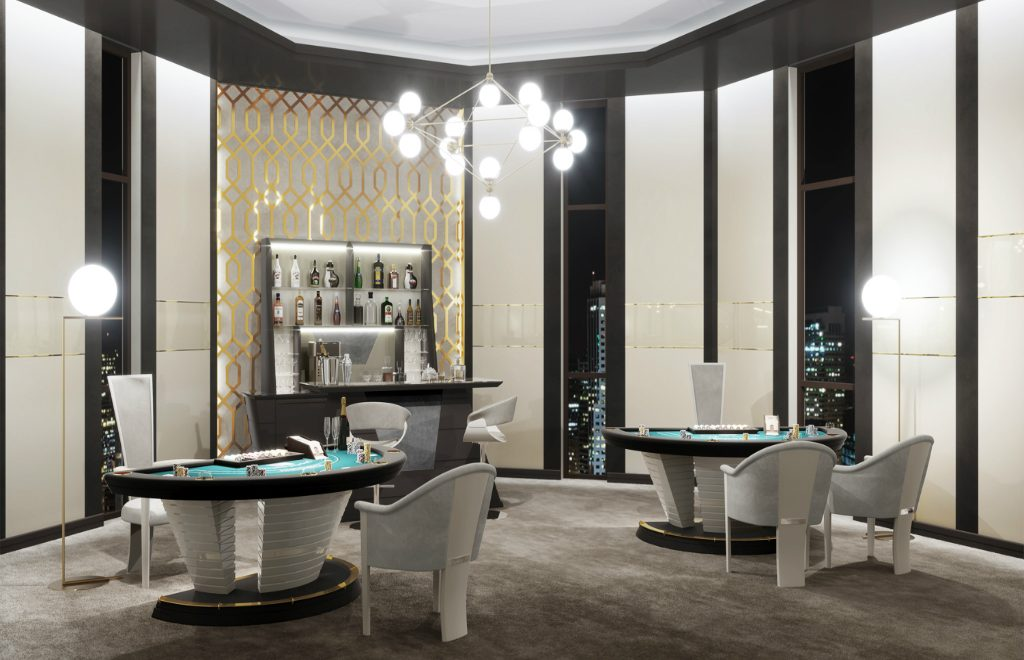 Checkmate! – Get Impressed By These Luxury Games Tables