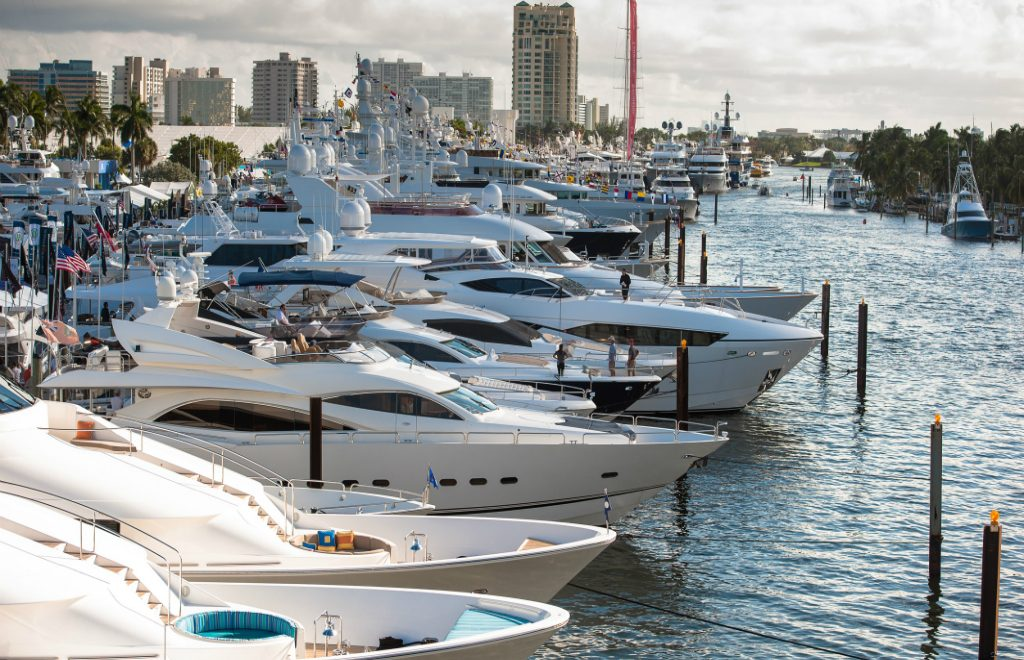 All You Need To Atend At Fort Lauderdale International Boat Show 2019