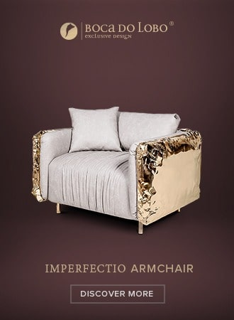 Imperfectio Armchair - Discover More - Boca do Lobo