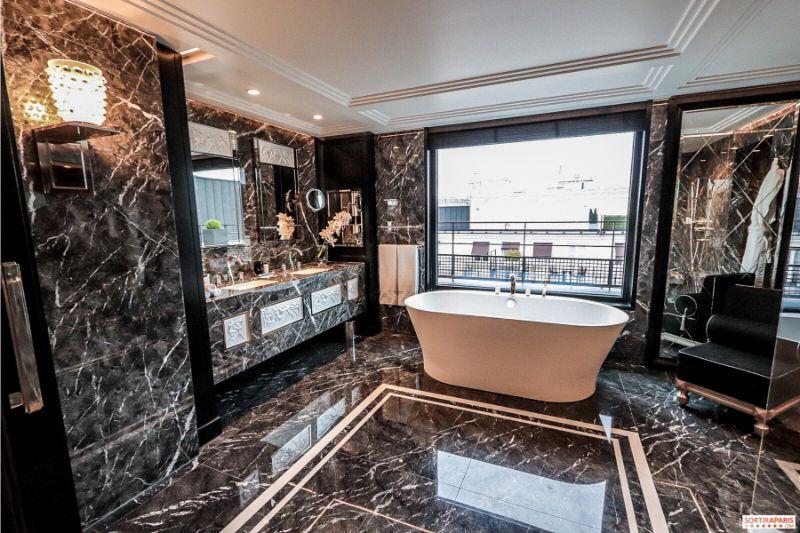 Inside The Most Expensive And Luxury Suite In Paris luxury suite Inside The Most Expensive And Luxury Suite In Paris 491767 le suite lalique by patrick hellmann au prince de galles paris les photos 10