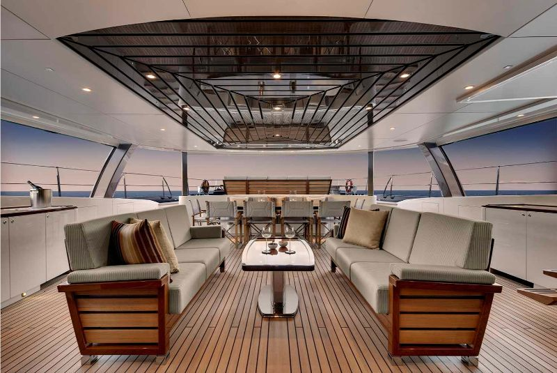 best interior designers The 10 Most Recognized Superyacht's Best Interior Designers Best Interior Design Christian Liaigre 3