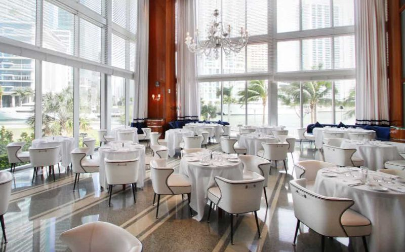 Fine Cuisine At Its Best - The Top Restaurants In Miami top restaurants in miami Fine Cuisine At Its Best – The Top Restaurants In Miami Il Gabbiano 1