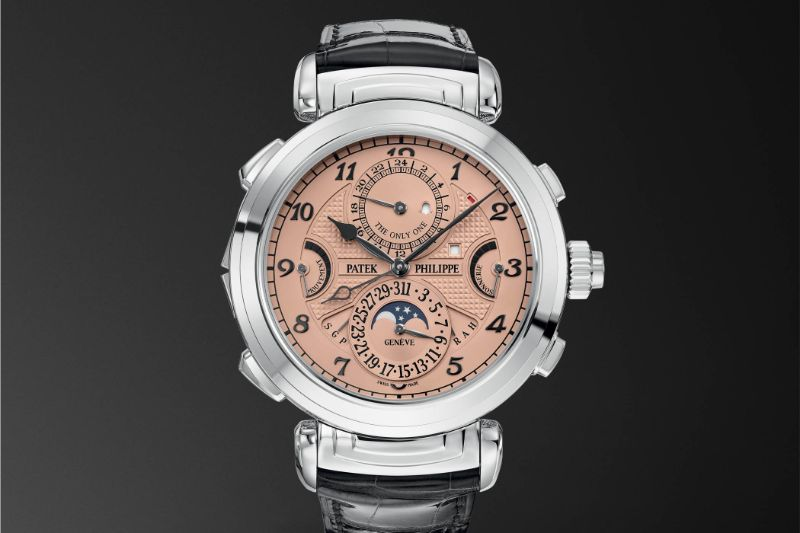 Patek Philippe's Grandmaster Chime - The Most Expensive Timepiece most expensive timepiece The Most Expensive Timepiece In The World Is By Patek Philippe Only Watch 2019 Patek Philippe 6300A Steel grandmaster chime 1