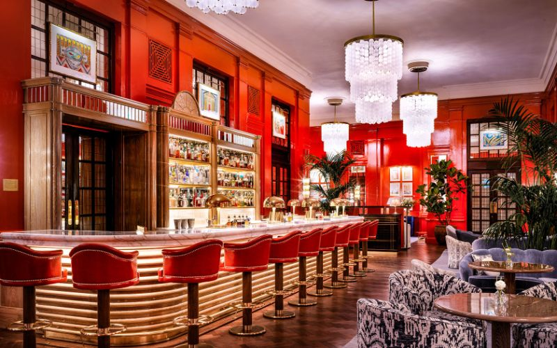 Have a Toast At One of These London's Cocktail Bars! cocktail bars Have a Toast At One of These London's Cocktail Bars! The Coral Room Bloomsbury