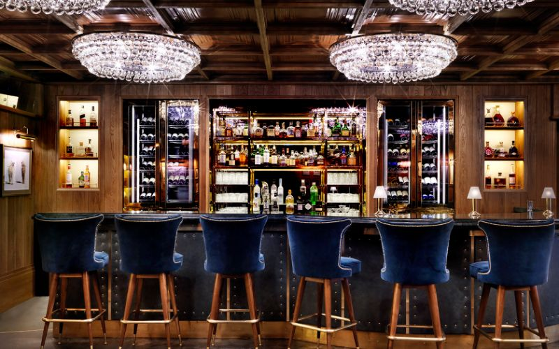 Have a Toast At One of These London's Cocktail Bars! cocktail bars Have a Toast At One of These London's Cocktail Bars! The K Bar Kensington 1