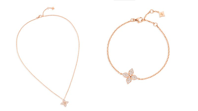The Star Blossom Collection - Fine Jewelry By Louis Vuitton louis vuitton Louis Vuitton's Exquisite Star Blossom Jewellery Collection The Star Blossom Collection Fine Jewelry By Louis Vuitton 2
