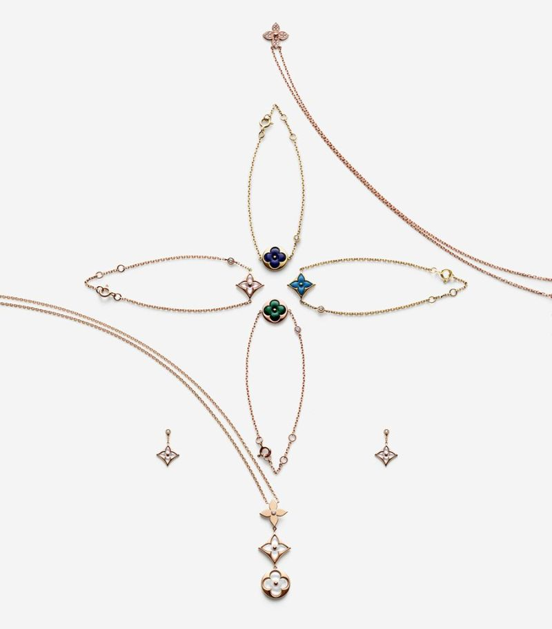 The Star Blossom Collection - Fine Jewelry By Louis Vuitton louis vuitton Louis Vuitton's Exquisite Star Blossom Jewellery Collection The Star Blossom Collection Fine Jewelry By Louis Vuitton 6