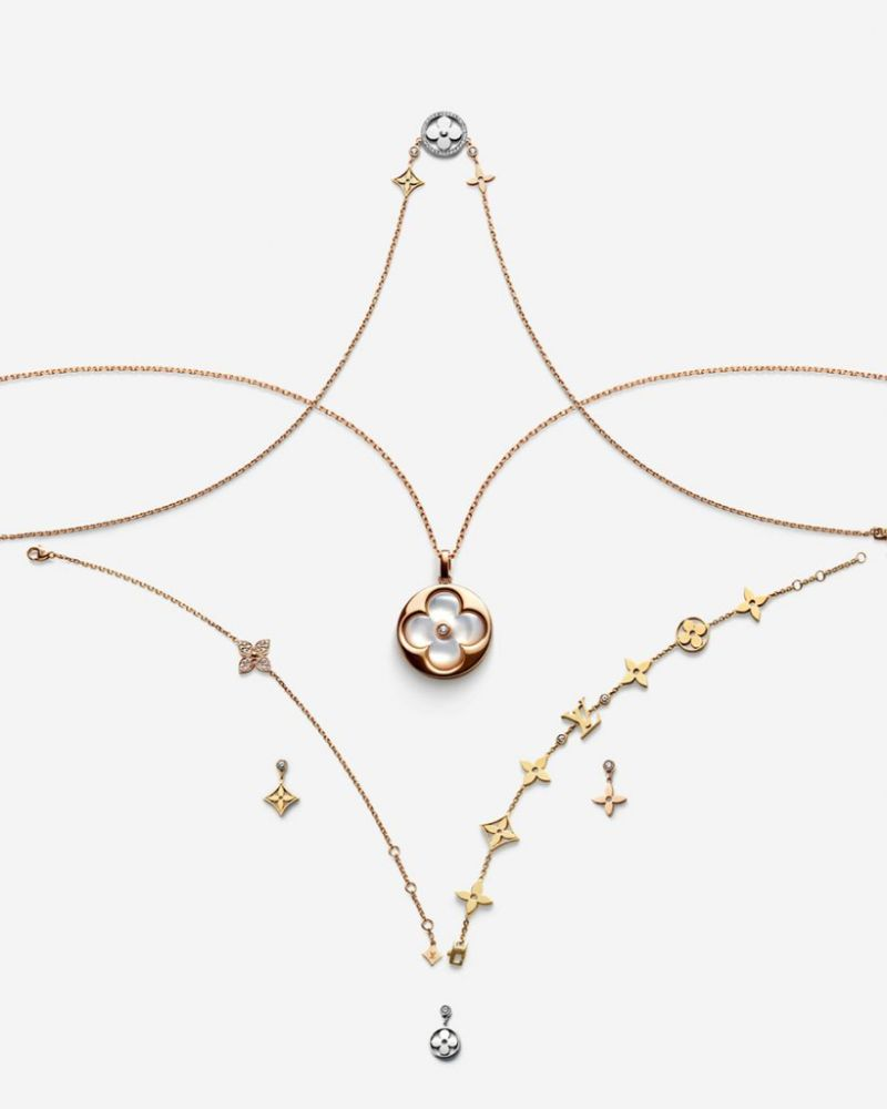 The Star Blossom Collection - Fine Jewelry By Louis Vuitton louis vuitton Louis Vuitton's Exquisite Star Blossom Jewellery Collection The Star Blossom Collection Fine Jewelry By Louis Vuitton 7