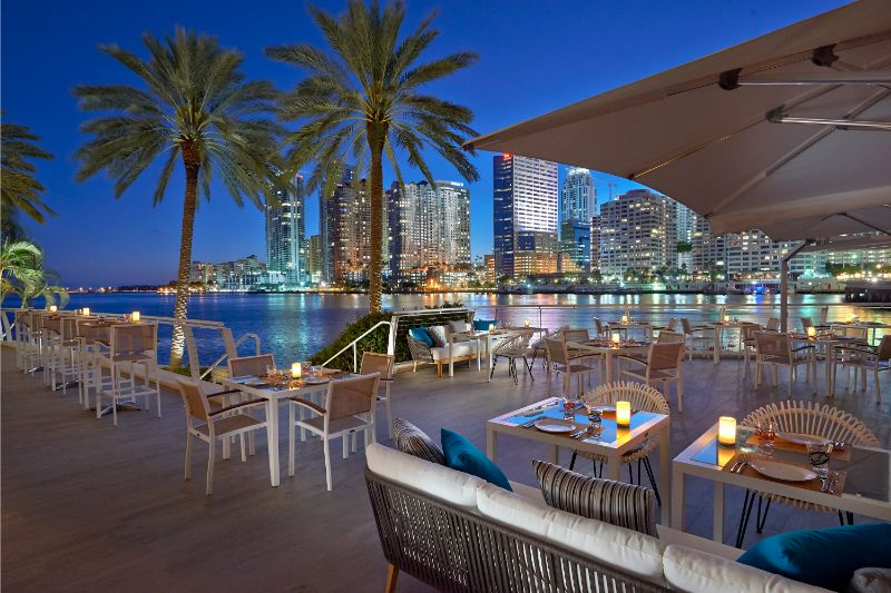Fine Cuisine At Its Best - The Top Restaurants In Miami top restaurants in miami Fine Cuisine At Its Best – The Top Restaurants In Miami azul