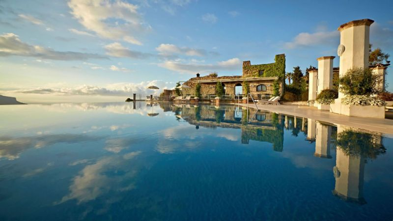 luxury hotel Take A Look At These 10 Stunning Luxury Hotel's Infinity Pools belmond hotel