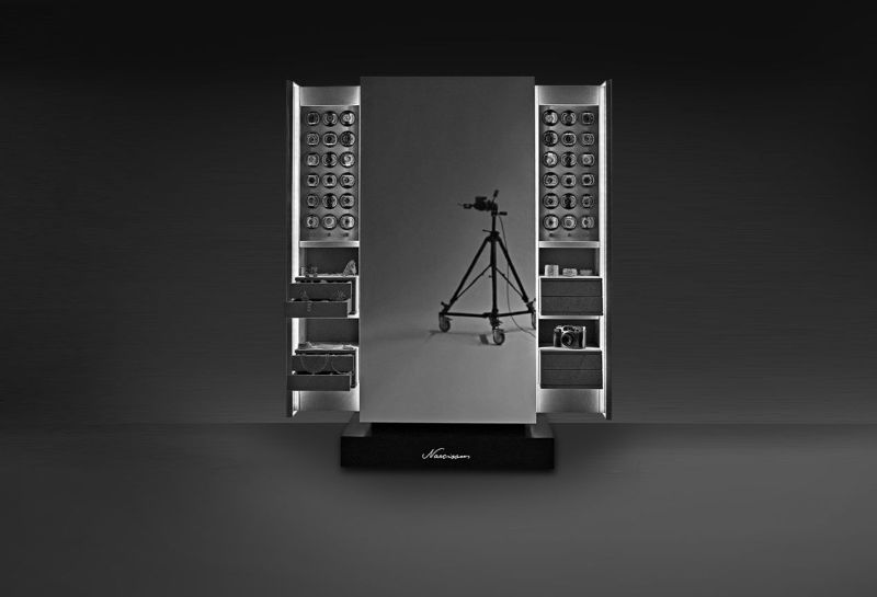 Iconic And Luxury Safes: Crafstmanship Pieces By High-End Brands luxury safes Iconic Luxury Safes: Craftsmanship Pieces By High-End Brands doettling narcissus hg2