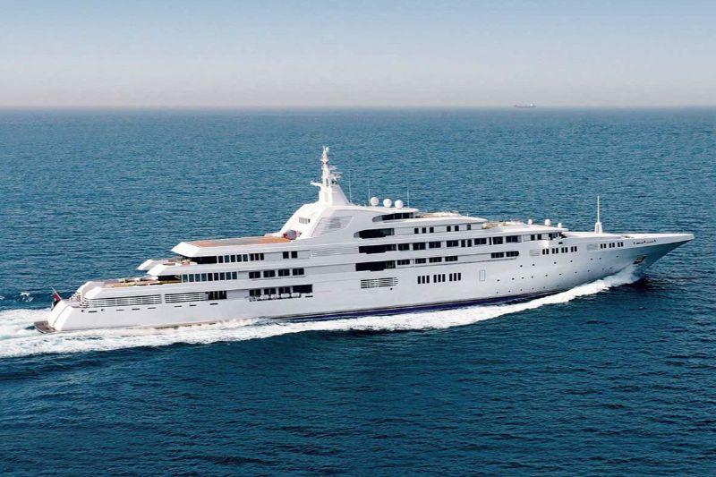 10 Unique Superyachts, 10 Symbols Of Luxury superyachts 10 Unique Superyachts, 10 Symbols Of Luxury dubai1