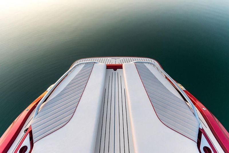 Agility And Elegance: Get Amazed By Princess R35 Superyacht superyacht Agility And Elegance: Get Amazed By Princess R35 Superyacht e princess r35 ext rear deck plan