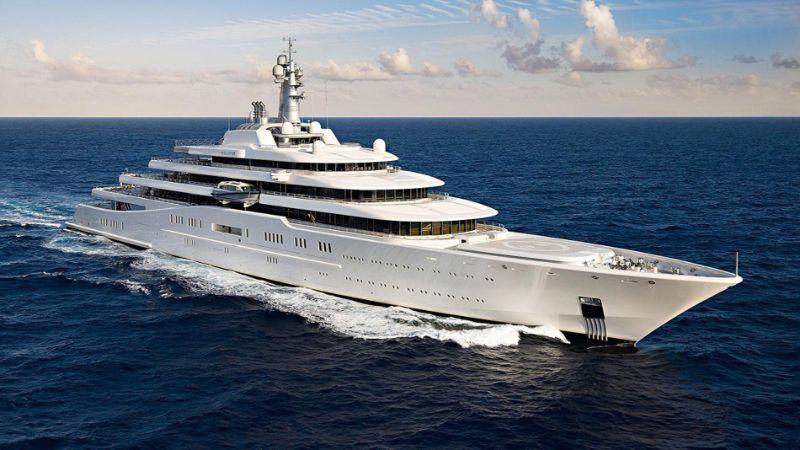 10 Unique Superyachts, 10 Symbols Of Luxury superyachts 10 Unique Superyachts, 10 Symbols Of Luxury eclipse1